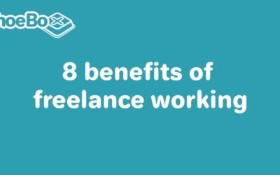 8 benefits of freelance working