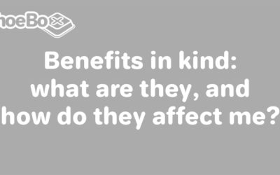 Benefits in kind – what are they, and how do they affect me?